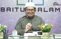 09-03-2020 Ustaz Mohamad Syafiq : Syarah Aqidah Tahawiyah