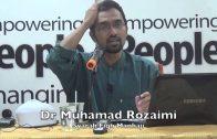 09062015 Dr Muhamad Rozaimi : Syarah Fiqh Manhaji