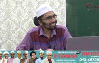 10-03-2020 Dr. Rozaimi Ramle : Syarah Umdatuh Ahkam | Mandi Junub
