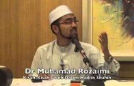 10102015 Dr Muhamad Rozaimi : Kisah-Kisah Ghaib Dalam Hadith Shahih