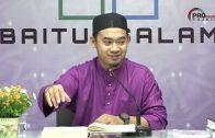 11-02-2020 Ustaz Mohamad Azraie : Syarah Shahih Muslim | Bab Iman