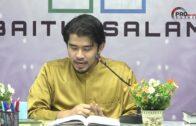 11-03-2020 Dr. Kamilin Jamilin : Syarah Matan Al-Fiyyah Imam Suyuti | Riwayat Seorang Ayah Dari Anak