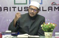 11-11-2019 Ustaz Khairil Anwar : Syarah Bulughul Maram  