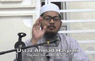 12012016 Ustaz Ahmad Hasyimi  : Tadabur Surah An-Nazi'at