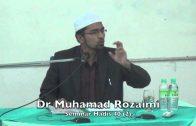 12042015 Dr Muhamad Rozaimi : Seminar Hadis 40 (2)