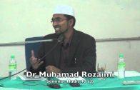 12042015 Dr Muhamad Rozaimi : Seminar Hadis 40 (3)