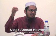 13082015 Ustaz Ahmad Hasyimi : Syarah Ad-Daa' Wa Ad-Dawaa'