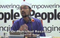 13102015 Dr Muhamad Rozaimi  : Syarah Fiqh Manhaji