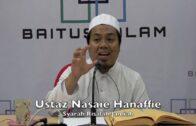 14052016 Ustaz Nasaie Hanaffie : Syarah Risalah Jamiah
