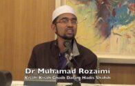 15052016 Dr Muhamad Rozaimi : Kisah-Kisah Ghaib Dalam Hadis Sahih