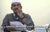 15112015 Ustaz Mohd Yusof Arbain : Alam Malaikat