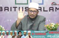 16-03-2020 Ustaz Mohd Khairil Anwar : Syarah Bulughul Maram | Kaedah Mengeluarkan Hukum