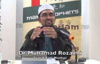 16022016 Dr Muhamad Rozaimi : Syarah Fiqh Manhaji