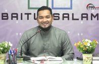 17-03-2020 Ustaz Muhammad Faiz : Syarah Hishnul Muslim | Zikir Keraguaan Iman & Doa Melunasi Hutang