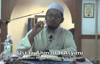 17022015 Ustaz Ahmad Hasyimi : Kelebihan Hidup Berpandukan Sunnah