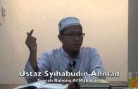17022015 Ustaz Syihabudin Ahmad : Al Rahiq Al Makhtum