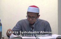 17112015 Ustaz Syihabudin Ahmad : Syarah Al Rahiq Al Makhtum