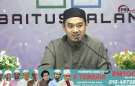 18-02-2020 Ustaz Mohamad Azraie : Syarah Shahih Muslim | Dosa Paling Besar Disisi Allah