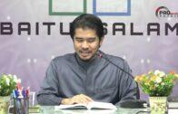 18-03-2020 Dr. Kamilin Jamilin : Syarah Matan Al-Fiyyah Imam Suyuti | Riwayat Alwuhdan