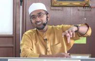 19-02-2020 Dr. Rozaimi Ramle: 40 Amalan Mudah Menurut Sunnah | Minta Izin Masuk Rumah Siri Ke-3