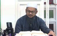 19-02-2020 Ustaz Ahamd Hasyimi : Tadabbur Surah Al-Nahl