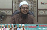 19-02-2020 Ustaz Ahmad Hasyimi : Jangan Beriman Sekadar Warisan