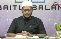 19-08-2019 Ustaz Mohd Khairil Anwar : Syarah Bulughul Maram |