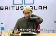 19042016 Ustaz Mohamad Azraie : Fiqh Akhlak