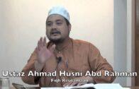 20022016 Ustaz Ahmad Husni Abd Rahman : Fiqh Keutamaan