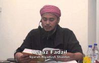 20042015 Ustaz Fadzil : Syarah Riyadushalihin