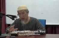 20042016 Ustaz Hussain Yee : Syarah Shahih Muslim