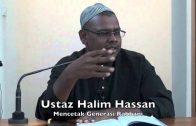 20062015 Ustaz Halim Hassan : Mencetak Generasi Rabbani