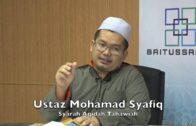 20062016 Ustaz Mohamad Syafiq : Syarah Aqidah Tahawiah