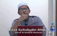 20102015 Ustaz Syihabudin Ahmad : Syarah Al Rahiq Al Makhtum