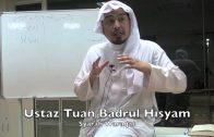 22082015 Ustaz Tuan Badrul Hisyam : Syarah Matan Waraqat
