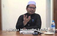 23102015 Ustaz Mohamad Syafiq : Syarah Zadul Ma'ad