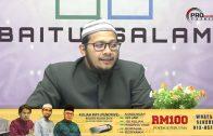 25-11-2019 Ustaz Khairil Anwar : Syarah Bulughul Maram  