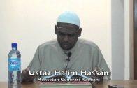 26122015 Ustaz Halim Hassan : Mencetak Generasi Rabbani