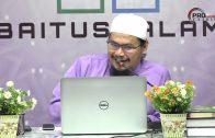 27-02-2020 Ustaz Adli Mohd Saad : Syarah Fiqh Muyassar