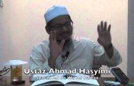 29012015 Ustaz Ahmad Hasyimi : Syarah Ad Daa' Wa Ad Dawaa'