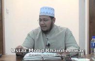 29072015 Ustaz Mohd Khairil Anwar : Syarah Umdatul Ahkam