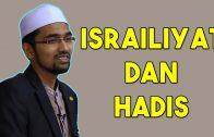 Dr Rozaimi Ramle – Israiliyat Dan Hadis