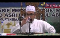 Hadis 40, S.S Dato Dr MAZA, Kuliah Mingguan 10 November 2015, Siri Ke 21