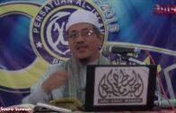 Iktibar Perjuangan Imam Syafie, Dr Abdul Basit Madani, 31-7-2016