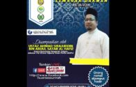 Kuliah Maghrib Ihya' Masjid Bil 18, Ustaz Ahmad Sirajuddin,  30-11-2016 Bil 17