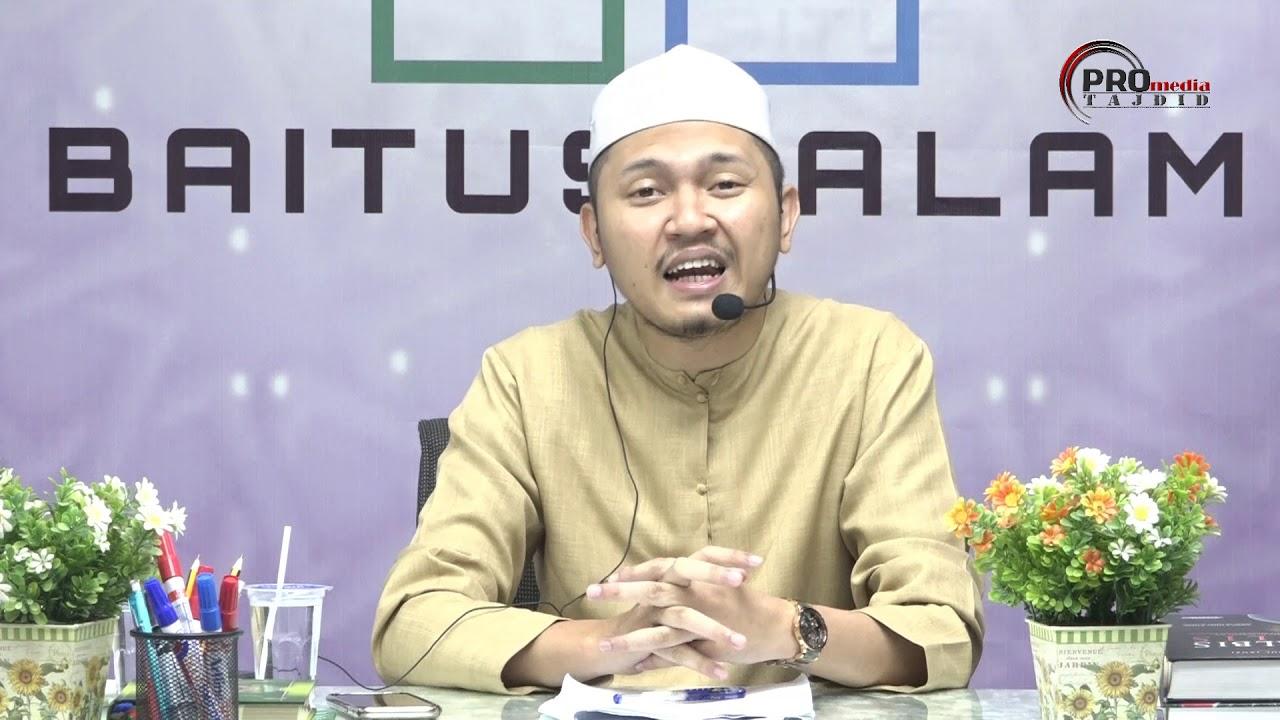 19-03-2020 Ustaz Muhammad Fahmi : Syarah Zadul Maad | Siri Ke-25 ﷺPenulis Surat Nabi