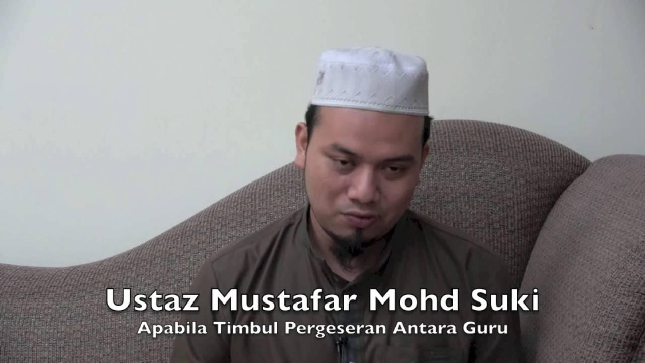 [RINGKAS]14062016 Ustaz Mustafar Mohd Suki : Apabila Timbul Pergeseran Diantara Guru