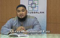 [RINGKAS]16062016 Ustaz Muhamad Faiz : Bersabar Saat Diuji Musibah