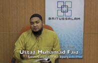 [RINGKAS]26052016 Ustaz Muhammad Faiz : Salah Satu Jalan Ke Syurga