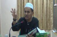 Ust. Mohd Rizal 12.3.2016 : Kitab Halal Dan Haram ( Pakaian Orang Islam )